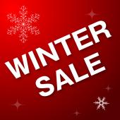2017年冬物セール!